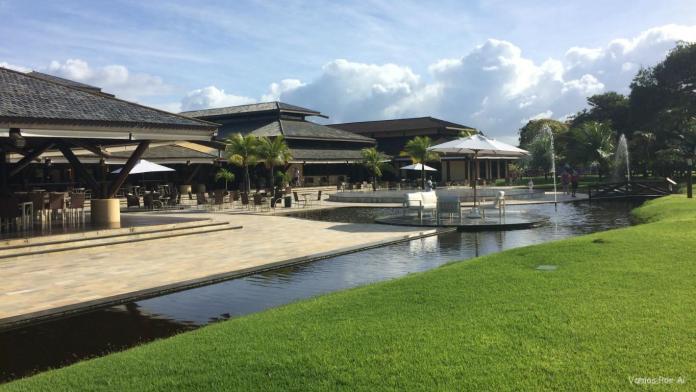 Como é o hotel Vila Galé Mares Guarajuba