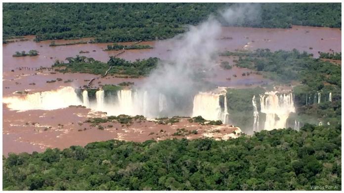 Cataratas do Iguaçu em Foz