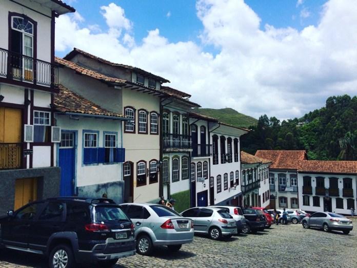Ladeiras de Ouro Preto