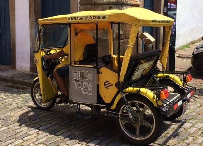Tuk Tour em Ouro Preto