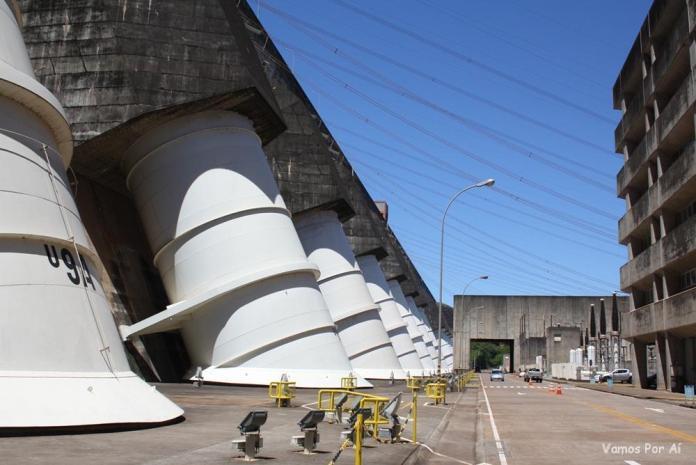 Como é Visitar a Usina Hidrelétrica de Itaipu 3