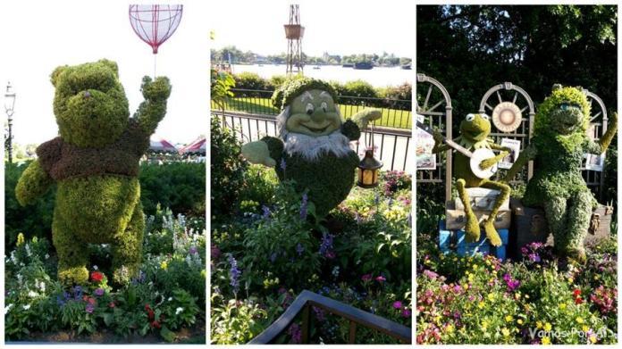 Flower & Garden no Epcot 6