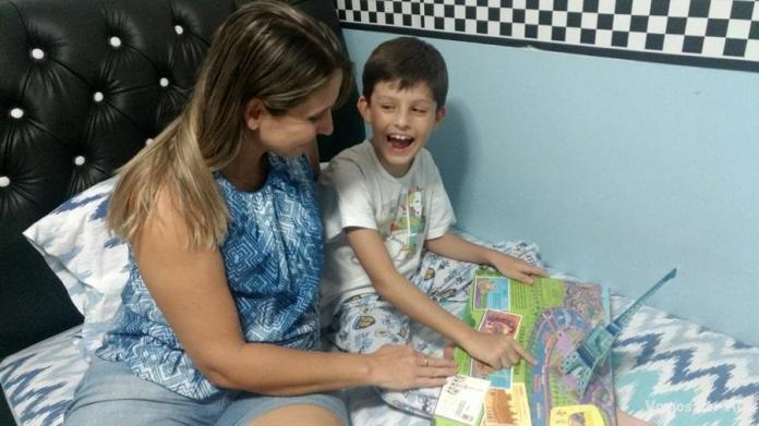 hábitos para crianças gostarem de viajar
