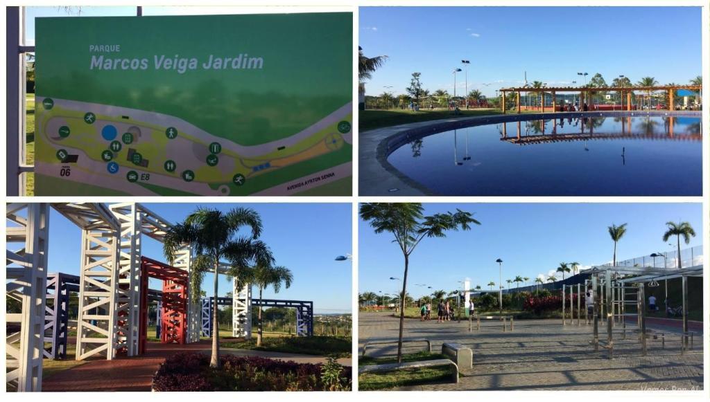 Parques em Goiânia 2