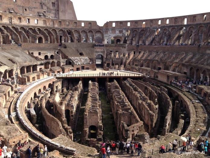 Principais pontos turísticos de Roma: Coliseu