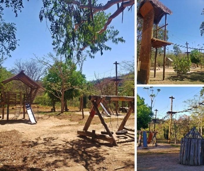 atrações disponíveis no Salto Corumba, o que tem pra criança fazer no salto corumba