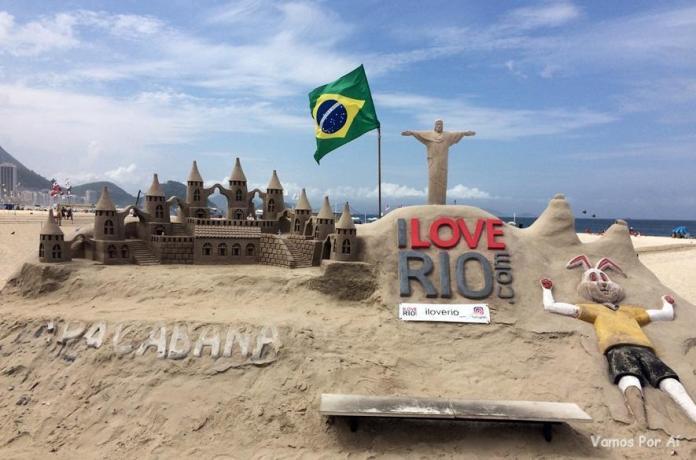O que fazer no Rio de Janeiro: Copacabana - Rio de Janeiro