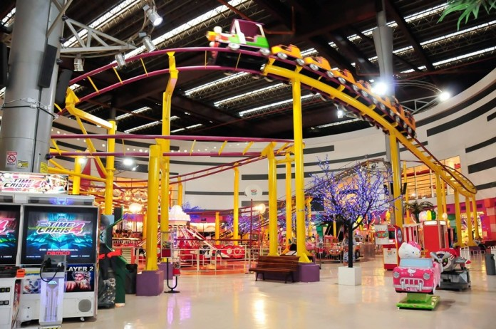melhores parques de diversões de são paulo