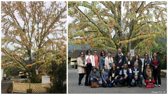 Osterbaum a maior árvore de páscoa do mundo em Blumenau
