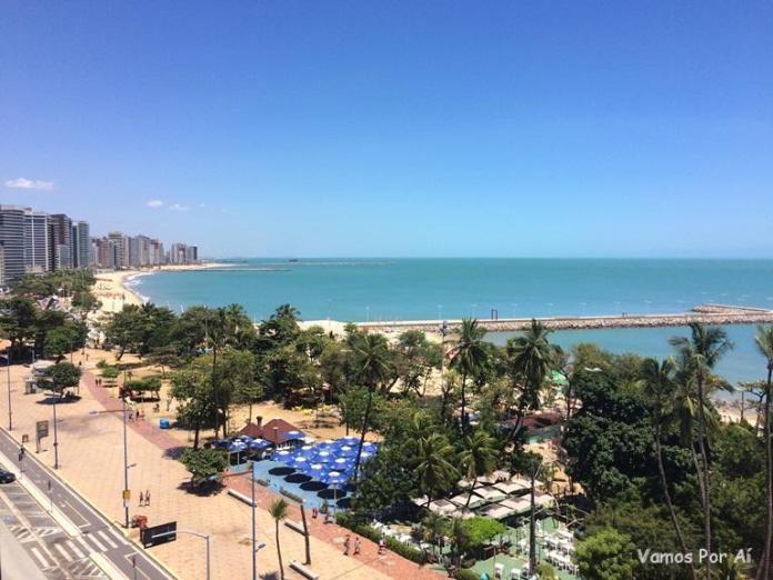 hotéis em Fortaleza
