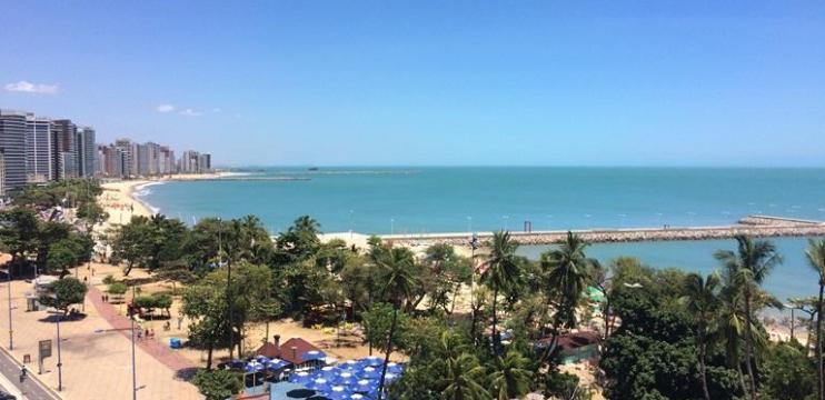 Hotéis em Fortaleza com Localização Estratégica
