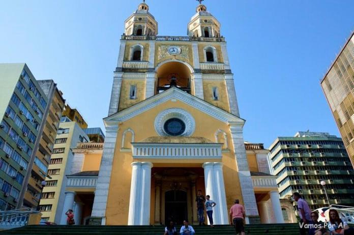 Roteiro Florianopolis: Catedral Metropolitana de Florianópolis