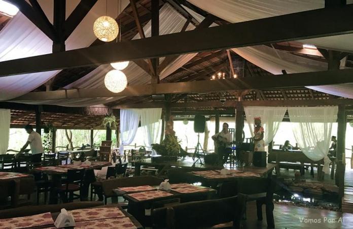 Restaurante Pedreiras, Pirenópolis