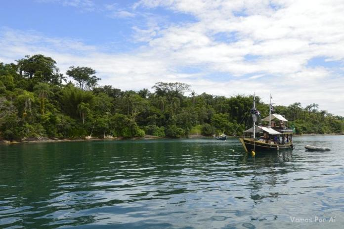 Ilha do Mantimento, Paraty