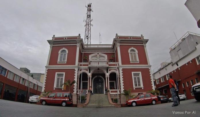 Museu do Corpo dos Bombeiros