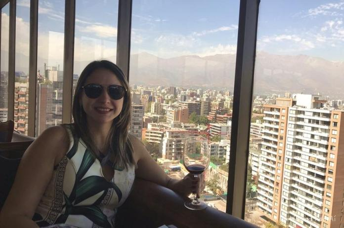 Restaurante Giratório em Santiago sem Gastar Horrores