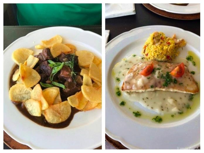 quanto custa ir no Restaurante Giratório