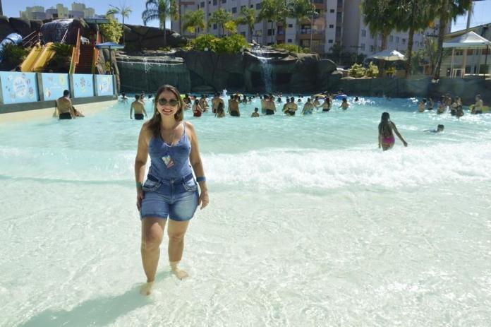 Piscina de Ondas Water park