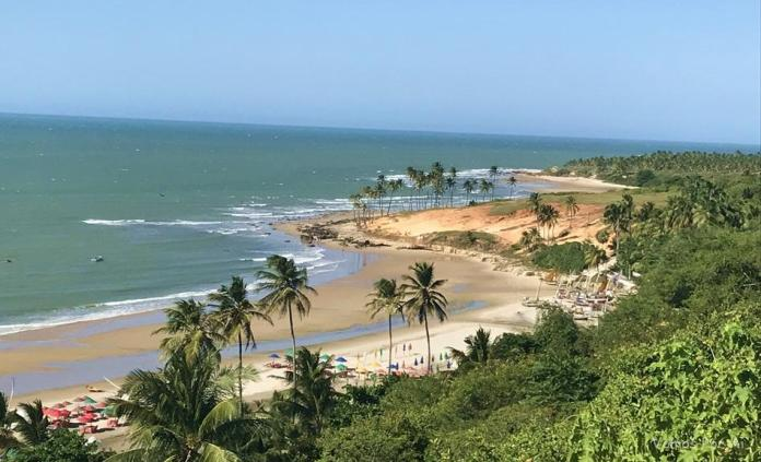 Principais passeios de um dia saindo de Fortaleza: Praia de Lagoinha no Ceara