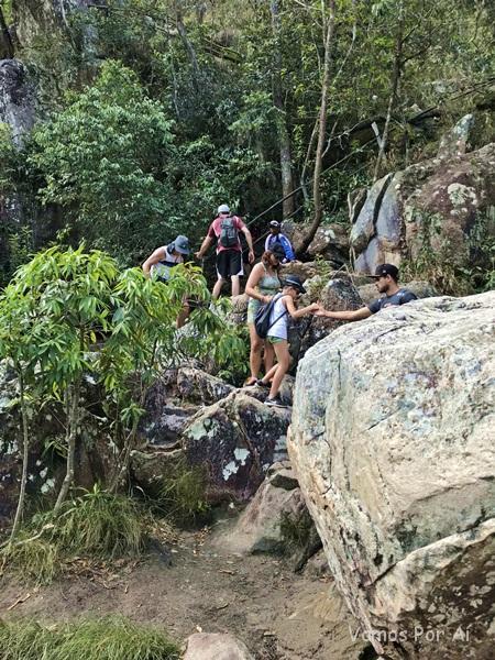 Trilha para cachoeira Capivara, quanto custa o ingresso para cachoeira capivara em 2020