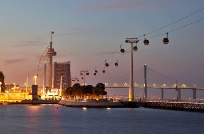 principais pontos turísticos de Lisboa: Parque das Nações