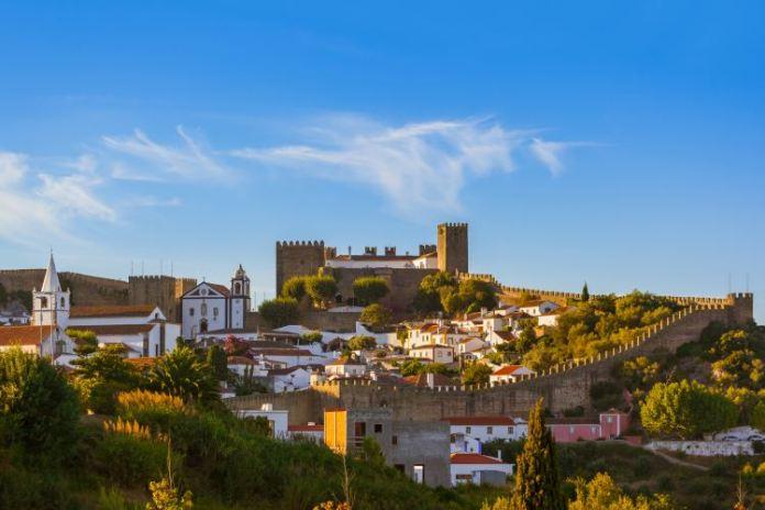passeios de um dia saindo de Lisboa: Óbidos - pontos turísticos de Lisboa