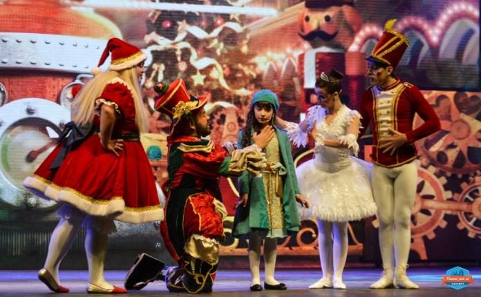 Natal pelo mundo na expogramado