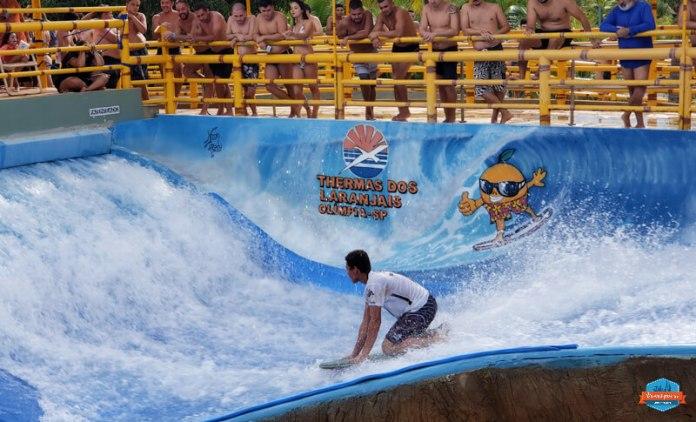 Surf no Thermas