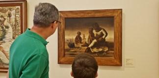 Exposição na Pinacoteca