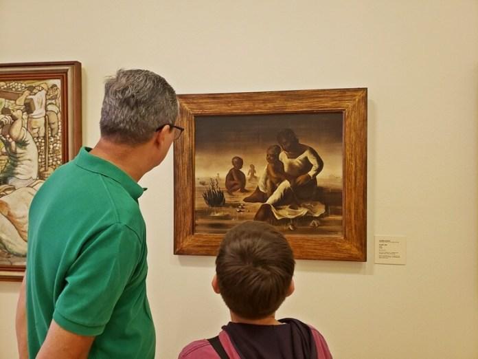Exposições permanentes da Pinacoteca de São Paulo