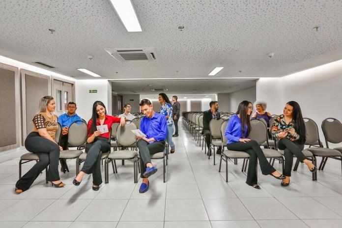 Sala de Eventos e Treinamentos