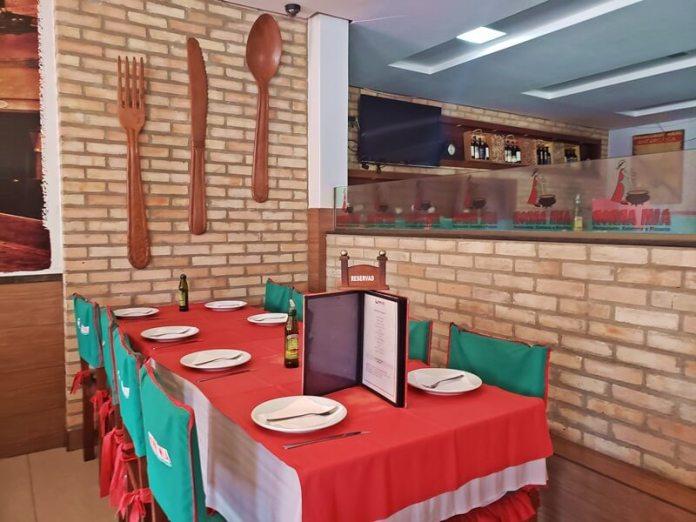 restaurantes em Caldas Novas, restaurante italiano em Caldas Novas