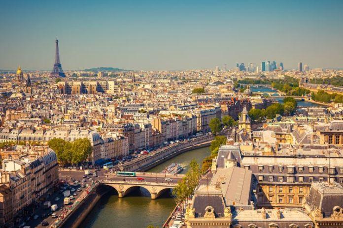 10 Cidades para viajar para a Europa no inverno, Paris