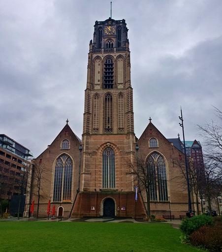 Igreja St. Laurenskerk, o que fazer em Rotterdam, o que fazer em roterdao