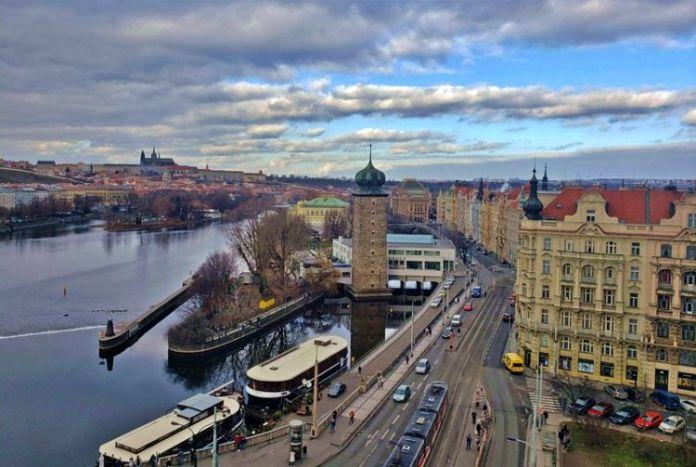 Praga na República Tcheca, destinos na Europa, Eurotrip