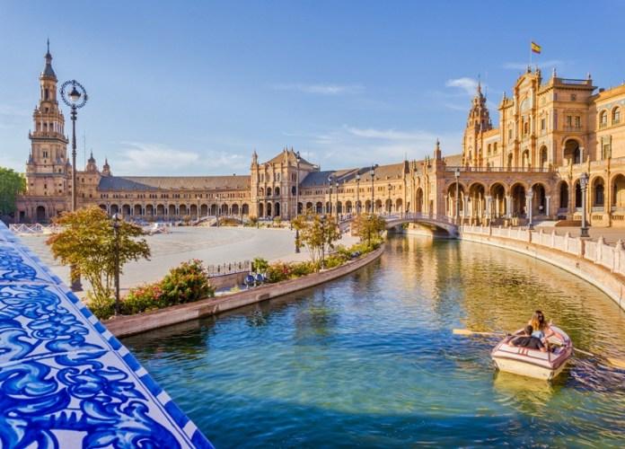 cidades da andaluzia para visitar no inverno, sevilha