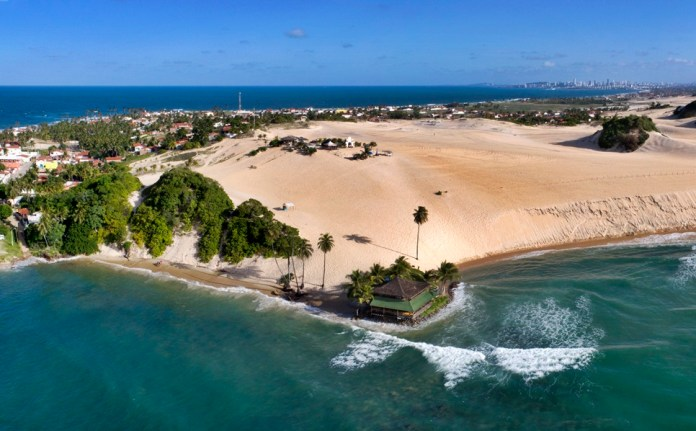 Genipabu, Jenipabu, praias mais bonitas do Rio Grande do Norte, praias mais bonitas de RN praias RN