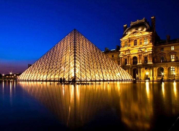 Museu do Louvre, museus mais visitados em paris, melhores museus de paris, museus em Paris