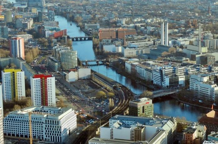 Berlm do alto, onde ver Berlim do alto, rooftop em Berlim, Berlim