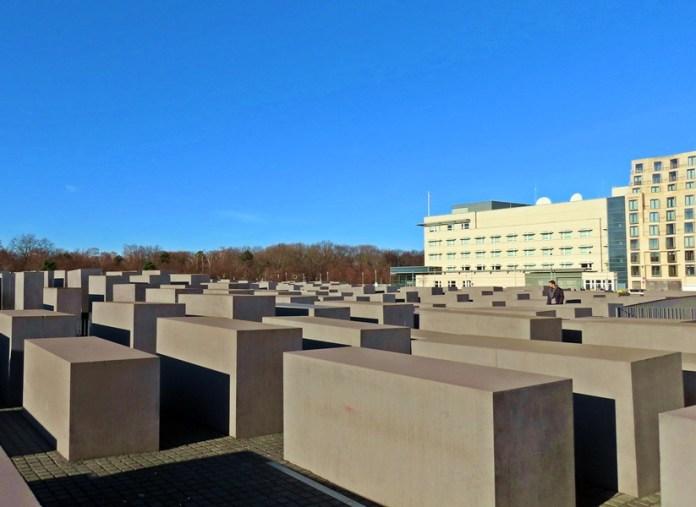 Memorial do Holocausto, como é um walking tour em berlim, passeios em berlim