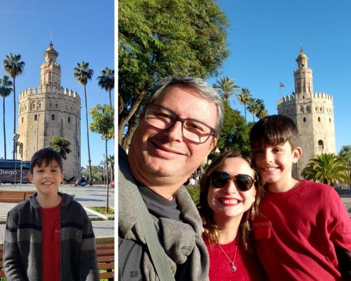 Torre del Oro, pontos turísticos de sevilha