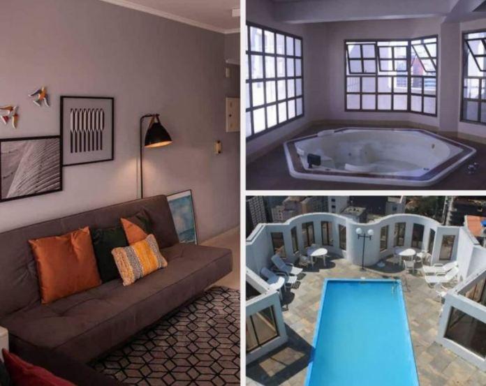 Airbnb na Avenida Paulista, flat na av. paulista, imoveis para alugar em sao paulo