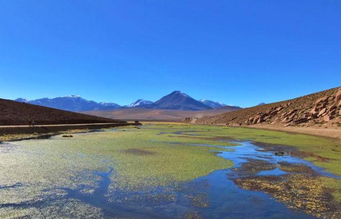 Vado Putana no Atacama
