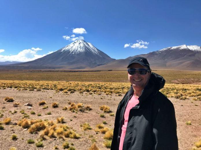 Vulcão Licancabur, atacama Chile