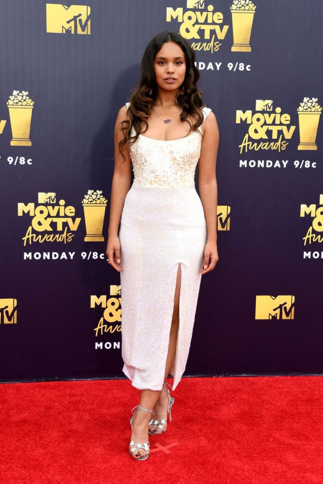 Alisha Boe @ MTV Movie&TV Awards