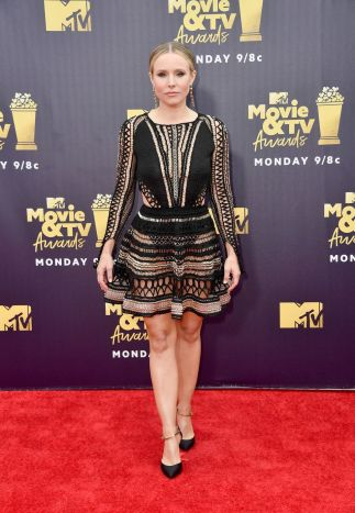 Kristen Bell @ MTV Movie&TV Awards