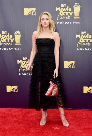 Lilli Reinhart @ MTV Movie&TV Awards