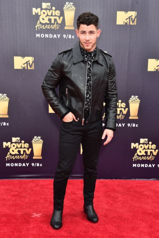 Nick Jonas @ MTV Movie&TV Awards