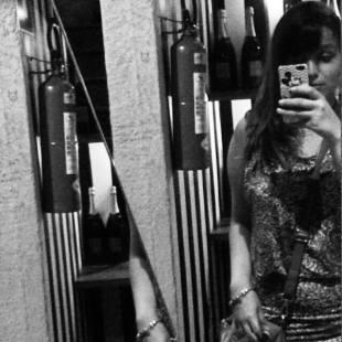 Espelho que fiquei apaixonada.