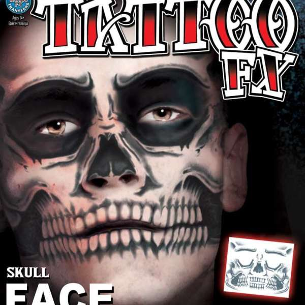 Vampfangs - Tinsley - tattoos - skull